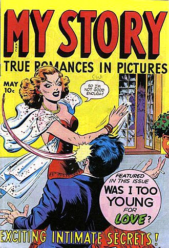 Fox Feature Syndicate - Image: My Story 5