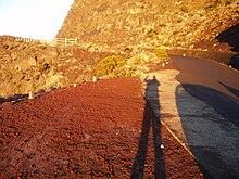 My shadow near the Plaine des Sables.jpg