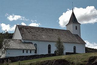 Myking Church Church in Vestland, Norway