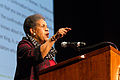 Myrlie Evers-Williams at Missouri Theatre 04.jpg