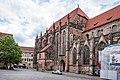 Nürnberg, St. Sebald, Chor von Nordwesten 20170616 001.jpg