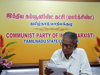 N. Sankaraiah Indian politician