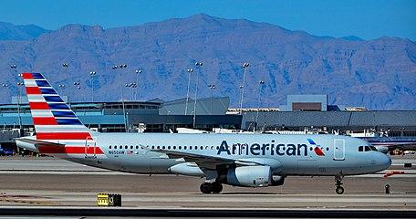 N650AW American Airlines 1998 Airbus A320-232 - cn 856 (26639805071).jpg