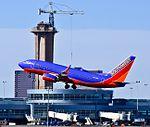 N914WN Southwest Airlines Boeing 737-7H4 (cn 36622-2540) (6836447232).jpg