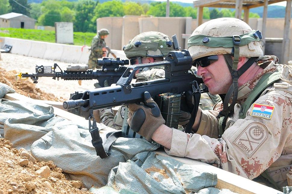 NATO Operational Mentor Liaison Team training exercise 23 120510-A-GG082-122