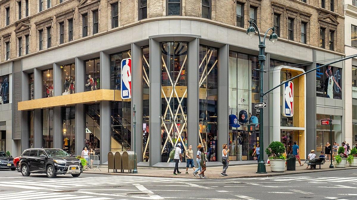 size 40 178cb 72aef NBA Store - Wikipedia