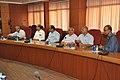 NCSM Dignitaries - Meeting With GSM Project Members And NCSM Dignitaries - NCSM - Kolkata 2018-02-22 8058.JPG