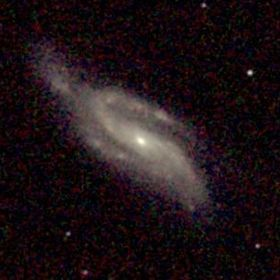 Galaxie NGC 4088 (Two Micron All Sky Survey (2MASS))