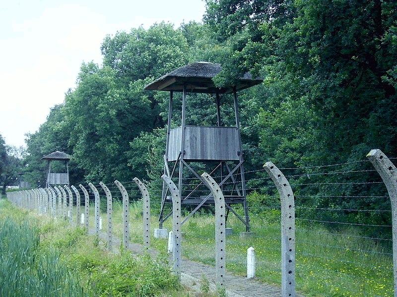 NM Kamp Vught Wachttoren