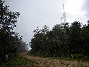 Badegaon - Image: NTV tower Phulchowki