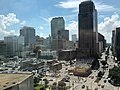 N Orleans IMG 3152 Poydras Street - Aloft Downtown Hotel - Capitol One Tower - The Little Gem Saloon - First Bank and Trust HQ.jpg
