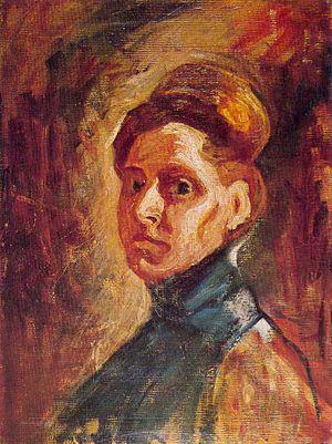 The Proclamation of Dušan's Law Codex - The painter and art critic Nadežda Petrović described the painting as Jovanović's greatest work