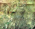 Nagaoka city center area Aerial photograph.1974.jpg
