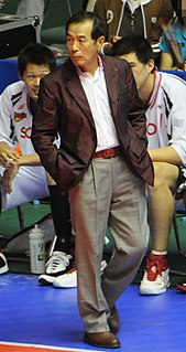 Kazuo Nakamura (basketball) Japanese basketball player (1940-)