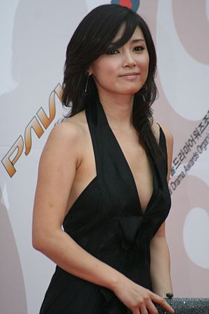 Nam Sang-mi at the Seoul International Drama Awards 2009.jpg