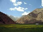 אזור נמסטרגה בצפון איראן