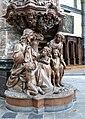 Namur Eglise Saint Loup pulpit 03.JPG