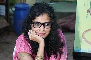 Nandana Sen - at the Dhaka Lit Fest 2017