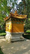 Nanjing - Ming Xiaoling - Sacrifical Hall - Sacrificial Censers.jpg