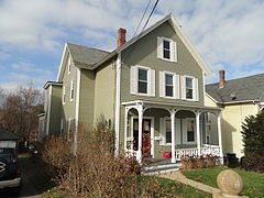 Napoleon LaRochelle Two-Family House, Southbridge, MA - DSC02666.JPG