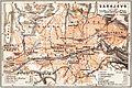 Narrow-Gauge-Railway Ostbahn Map Sarajevo 1905.jpg