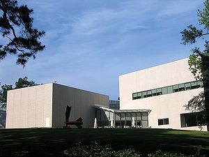 Nasher Museum of Art - Image: Nasher Museum