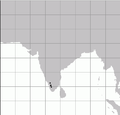 Nasikabatrachus map.png