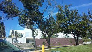 Natatorium at UPRM