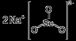 Sodium selenite - Image: Natriumseleniet t
