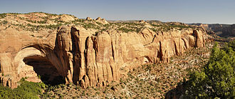 National Monument (United States) - Navajo National Monument, Arizona