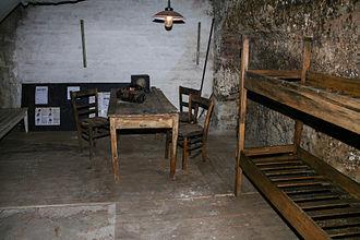 Historischer Kunstbunker - Historischer Kunstbunker: Guardroom