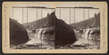 New Portage Bridge and Falls on the Line of the Erie Railway, by Bierstadt, Charles, 1819-1903 2.png