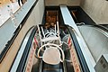 New Town Plaza Escalator blocked by chair 20191110.jpg