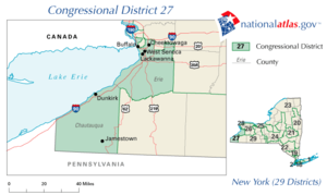 New York District 27 109th US Congress.png
