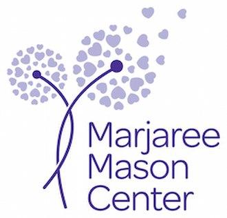 Marjaree Mason Center - Image: New mmc logo
