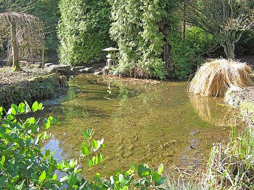 Newstead Abbey Japanese Garden - 2 (geograph 4263934)