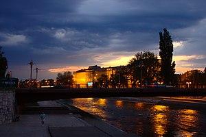 University of Niš - University from the Nišava River