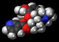 Nicodicodeine molecule spacefill.png