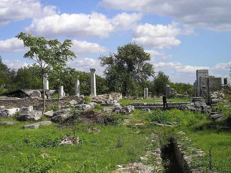 Nicopolis ad Istrum - central part.jpg