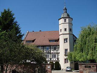 Niefern-Öschelbronn German municipality
