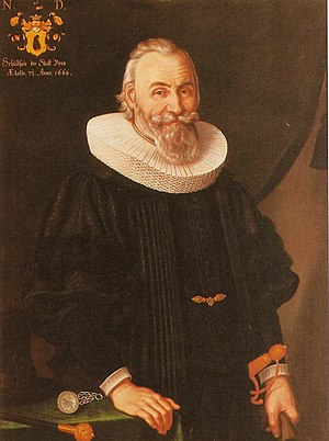 Niklaus Dachselhofer - Niklaus Dachselhofer, 1666.