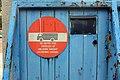No entry for vehicles of unladen weight exceeding 2500kg, Haw Par Villa (14607291278).jpg