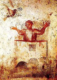 over symbol dove Red fist white