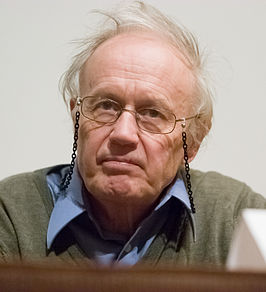 Anthony James Leggett in 2007