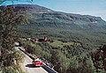 Norge- Maristuen Høyfjellshotell, Filefjell, 830 m. o. h. Ruten Fagernes - Lærdal, Sogn (5157277865).jpg