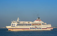 ferry Normandie Brittany Ferries