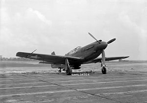 The North American XP-51 Mustang was the first...