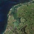 North Holland, Friesland and Flevoland by Sentinel-2.jpg