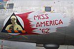 "Nose art on B-29 Superfortress ""Miss America '62"" (30282257231).jpg"