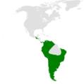 Notiochelidon distribution map.png